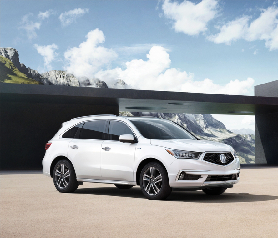 2017 Acura Mdx For Sale: 2017 Acura MDX Sport Hybrid Performance