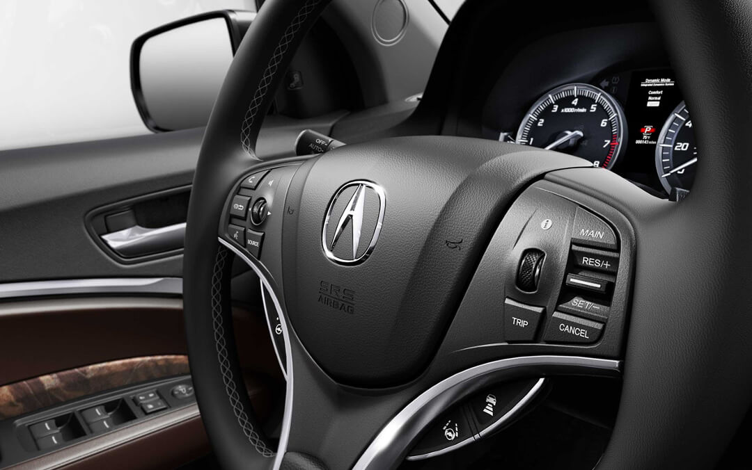 Preview The Interior Design And Features Of The 2017 Acura Mdx Sport Hybrid