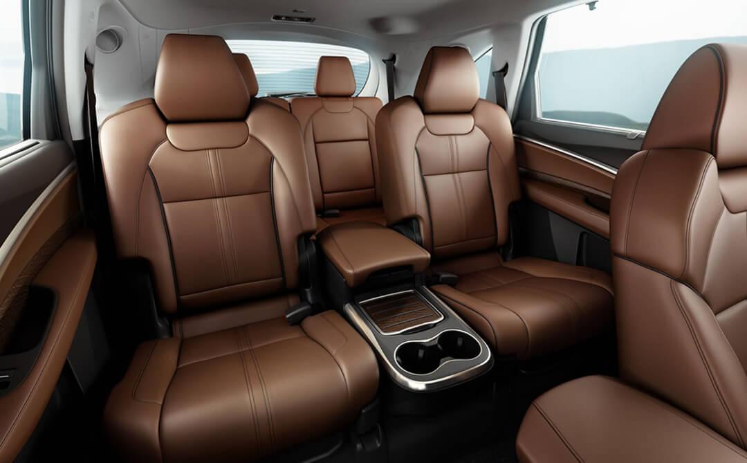 2017 Acura MDX Interior Seats