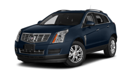 2015 Cadillac SRX Crossover
