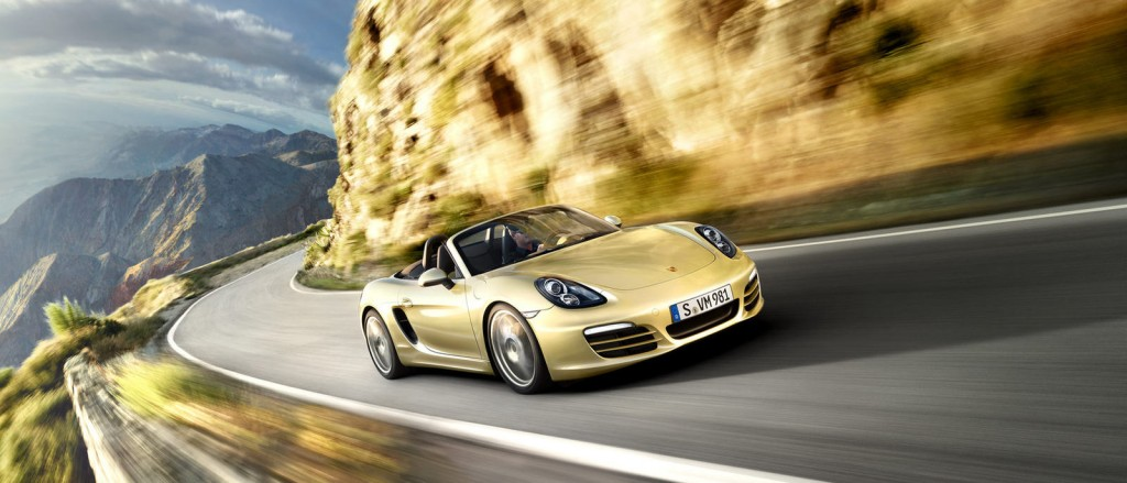 The 2016 Porsche Boxster Spyder Specs Will Blow You Away