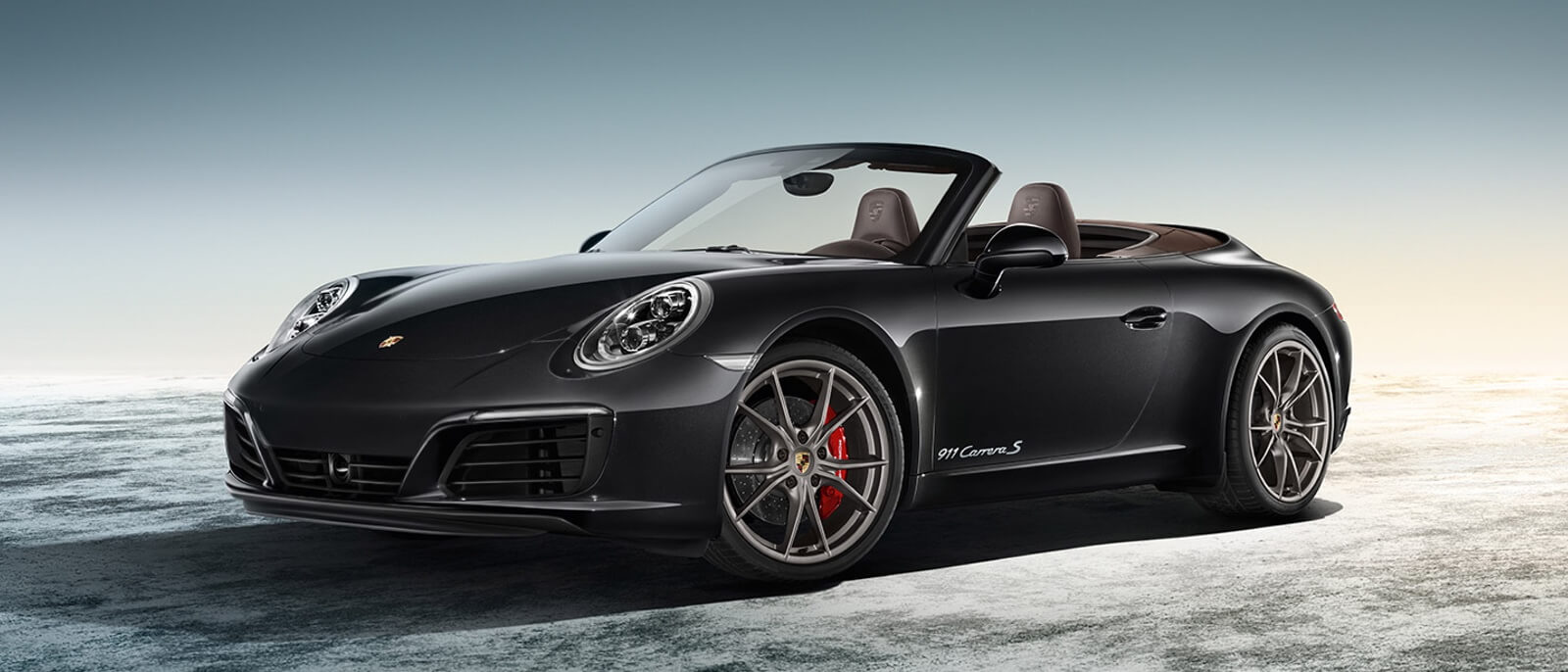 get twin turbo power with a 2017 porsche 911 carrera s cabriolet. Black Bedroom Furniture Sets. Home Design Ideas