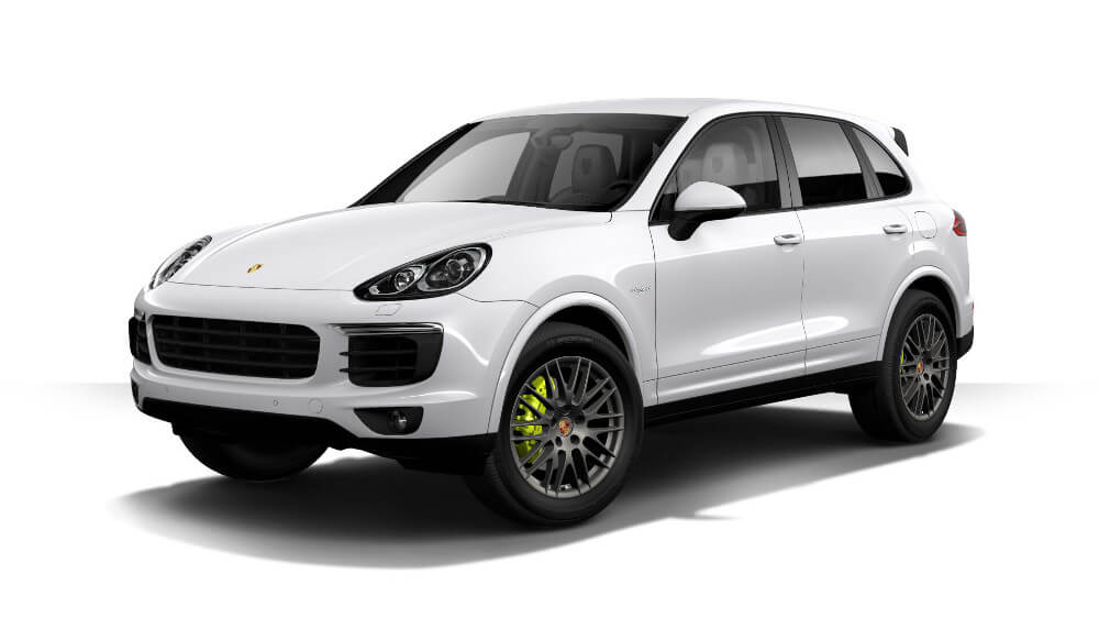 2017 porsche cayenne s e hybrid platinum. Black Bedroom Furniture Sets. Home Design Ideas