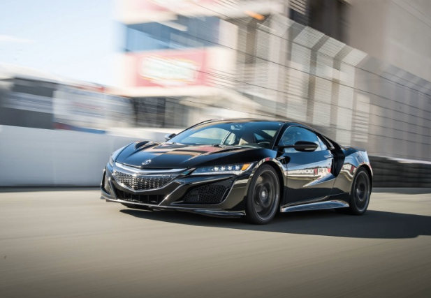 Houston Acura Dealer Highlights Features Of The Acura NSX In - Houston acura dealerships