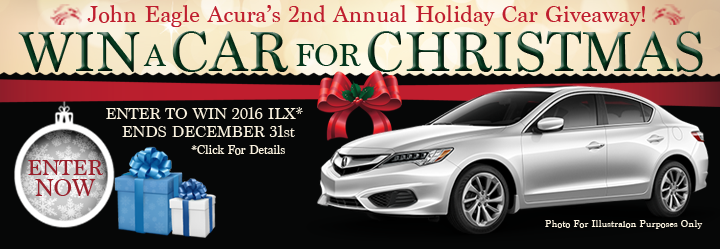 Acura Giveaway