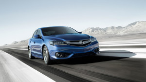 features of the Acura ILX in Houston