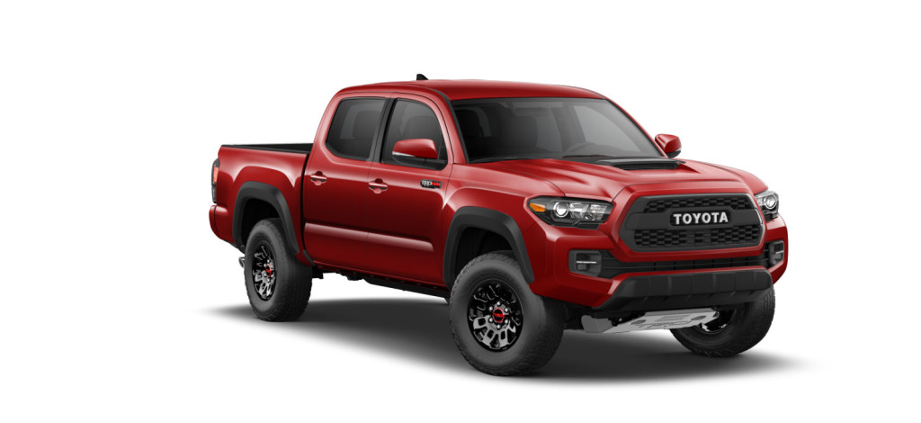 2017 Toyota Tacoma at Lancaster Toyota
