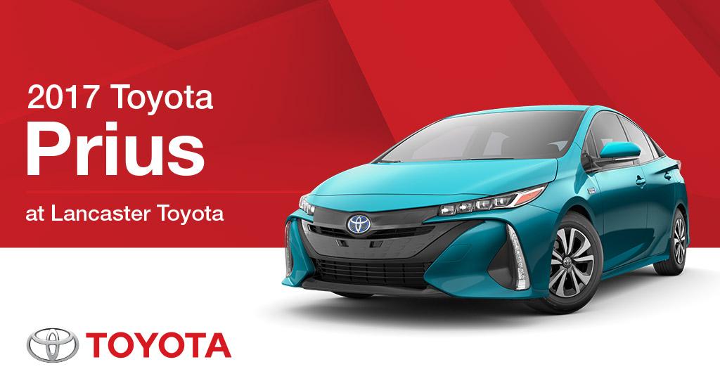 2017 Toyota Prius at Lancaster Toyota