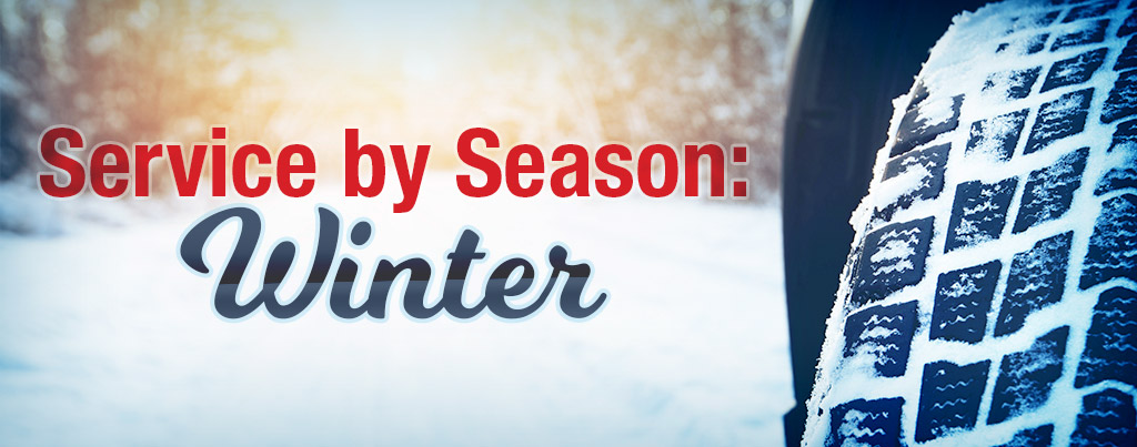 Service By Season: Winter