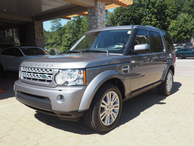 CERTIFIED PRE-OWNED 2014 Land Rover LR2 HSE