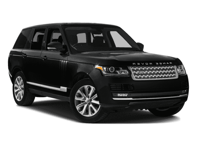 2016 LAND ROVER RANGE ROVER HSE WITH NAVIGATION & 4WD