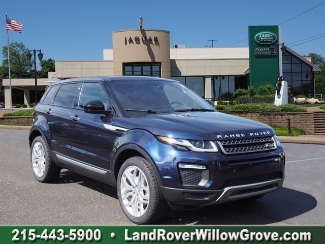 CERTIFIED PRE-OWNED 2016 LAND ROVER RANGE ROVER EVOQUE HSE WITH NAVIGATION & 4WD