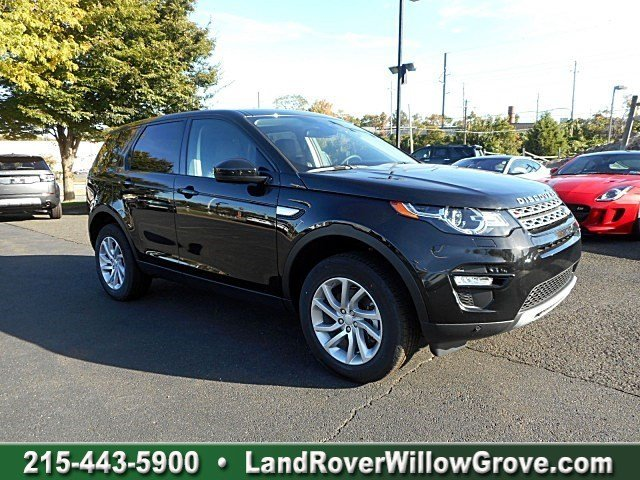 2016 LAND ROVER DISCOVERY SPORT HSE 4WD