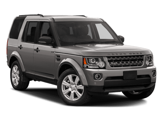 2016 LAND ROVER LR4 HSE SILVER EDITION 4WD