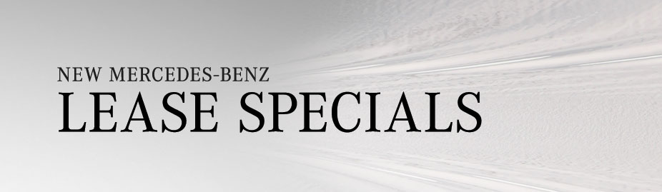 Mercedes-Benz Lease Specials Akron