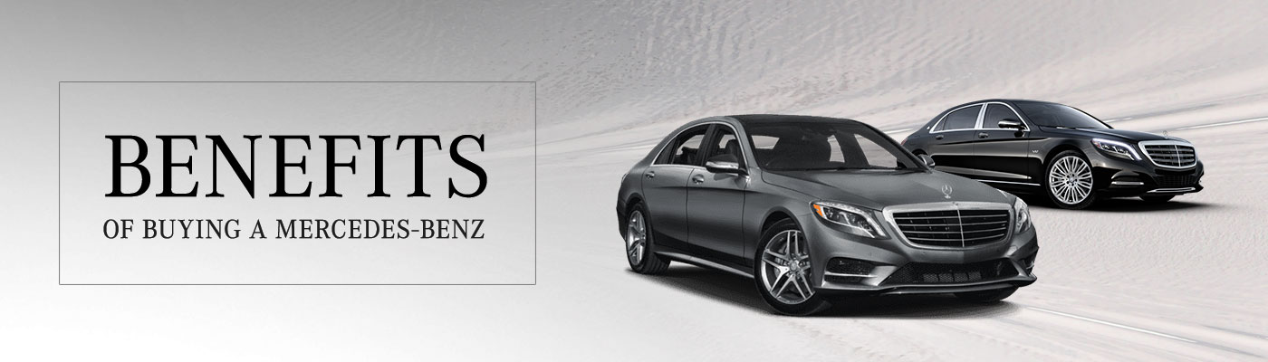 Benefits of Buying a Mercedes-Benz | Mercedes-Benz of Akron