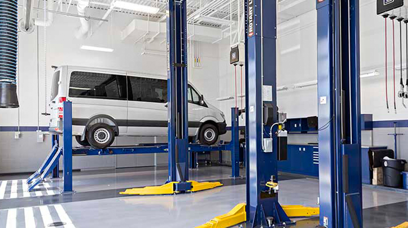 Mercedes-Benz Sprinter Service in Akron, Ohio