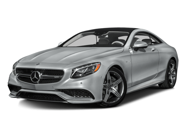 S Class Coupe Scroller