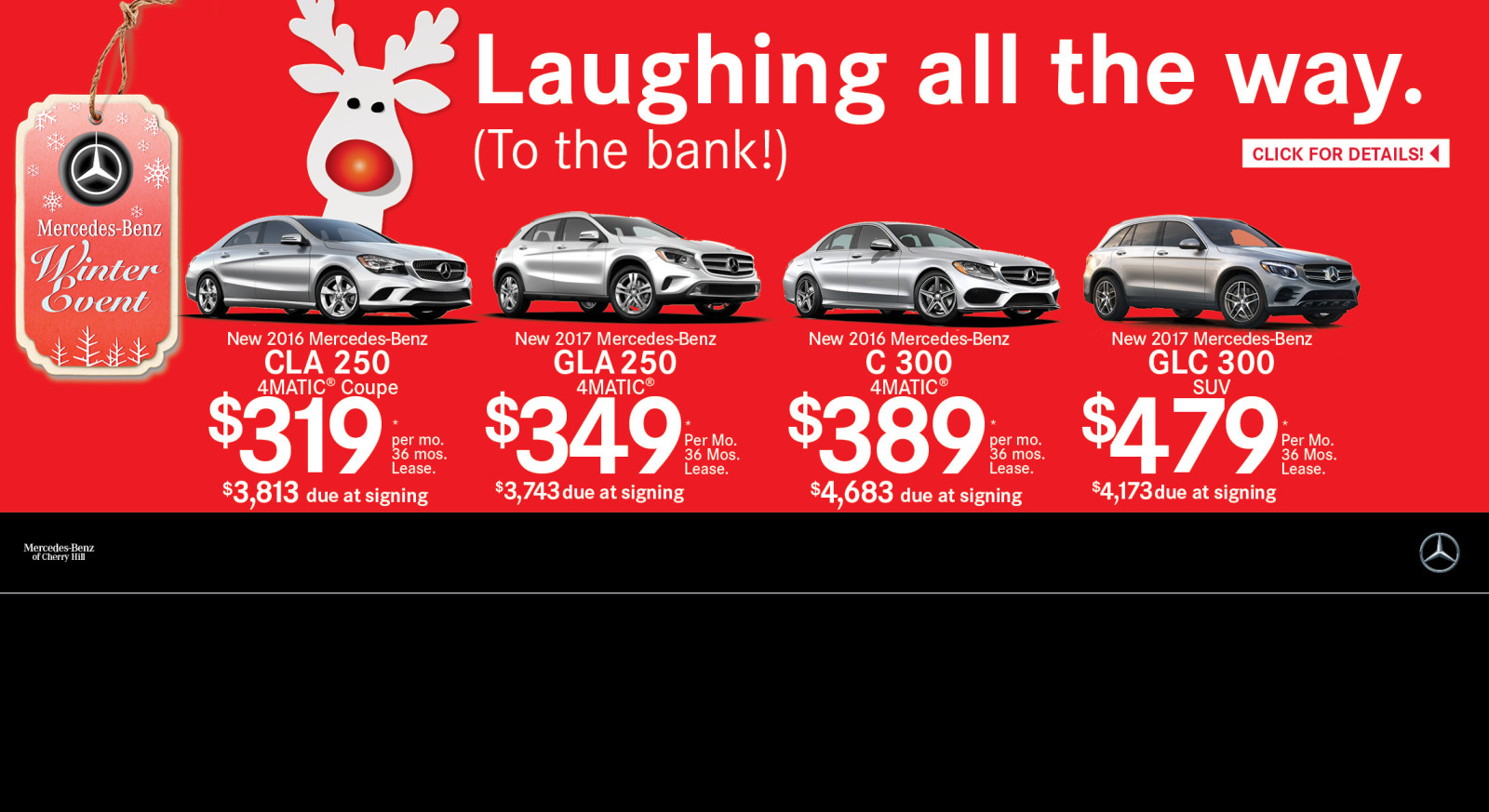 Mercedes benz lease specials mercedes benz of cherry hill for Mercedes benz dealership nj