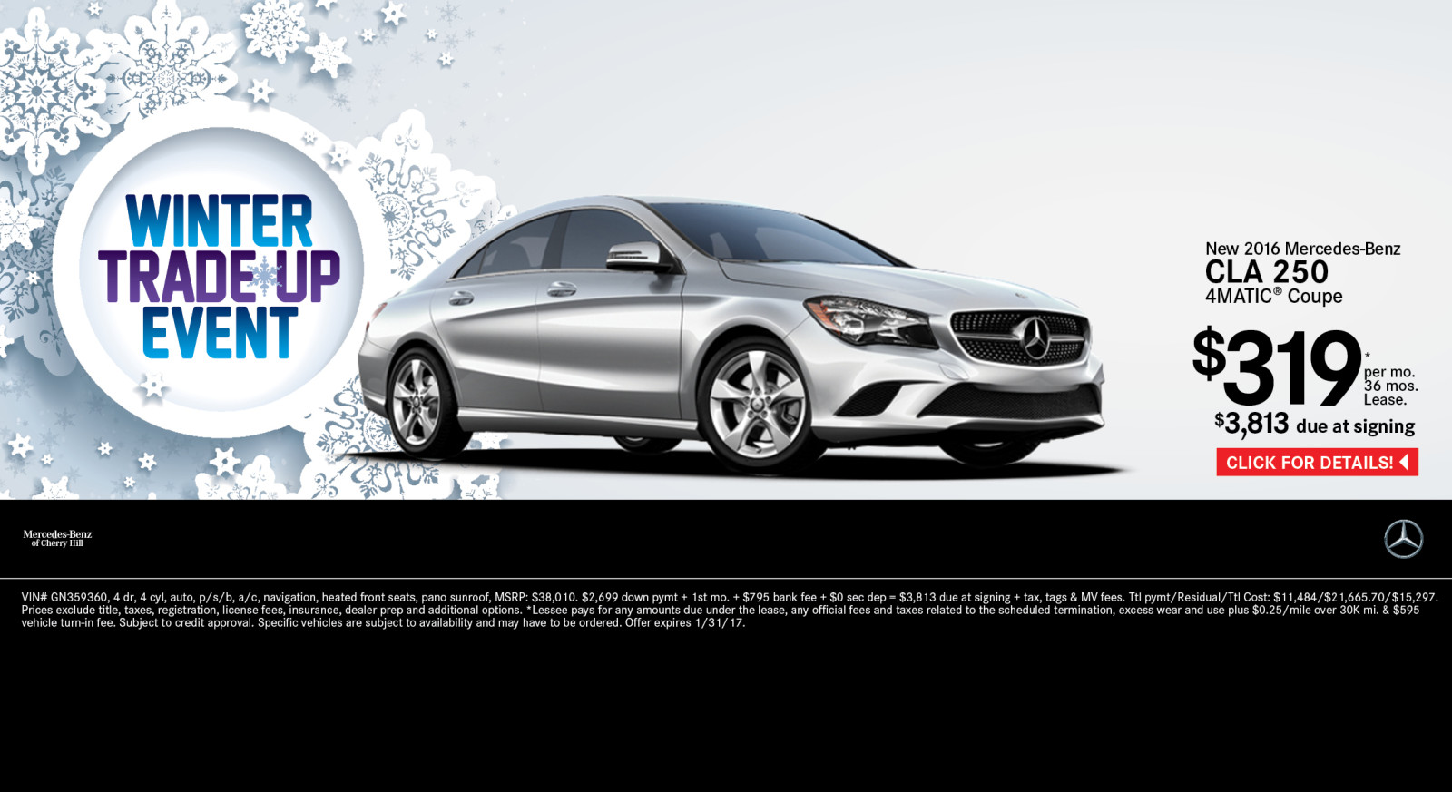 Lexus Dealers In Pa >> Mercedes Benz Lease Specials Mercedes Benz Of Cherry Hill | Autos Post