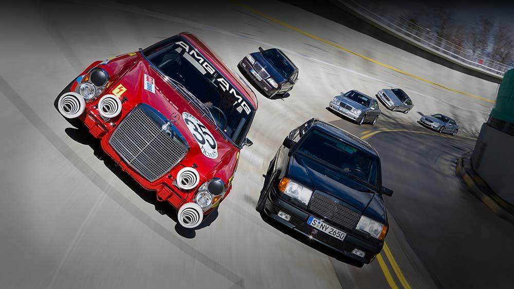 AMG Racecars