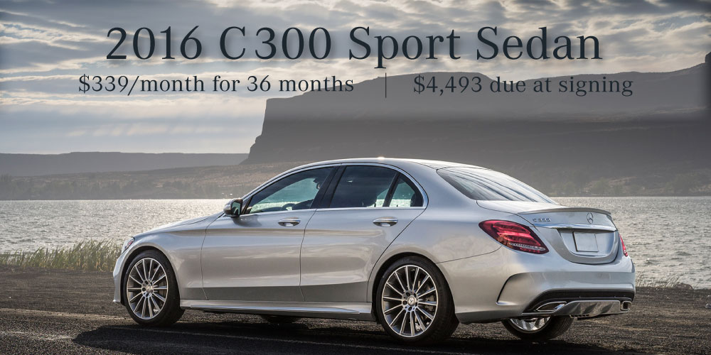 January 2017 new vehicle specials mercedes benz of jackson for Mercedes benz of naples inventory