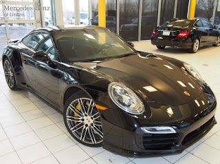 2014 Porsche 911 Turbo S AWD Coupe