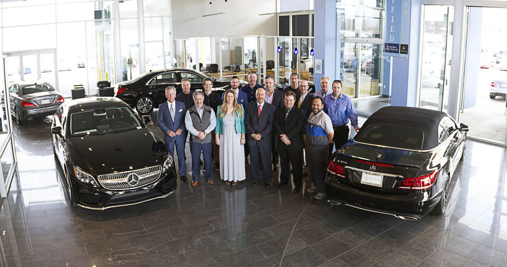 Mercedes-Benz of Draper Finance & Sales Department