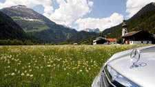 Mercedes-Benz Draper Alpen Route Package