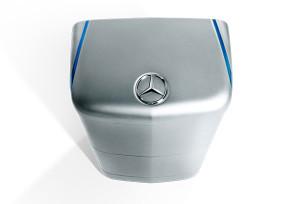 Mercedes-Benz in-Home Storage
