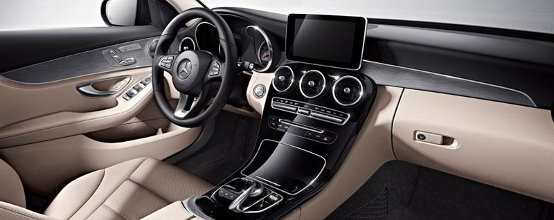 2017 Mercedes-Benz C Class Interior