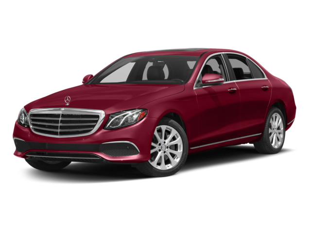 red 2017 Mercedes-Benz E 300 Sport