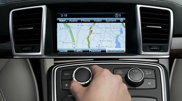 mercedes benz command nav