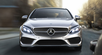 2016 C-Class Coupe