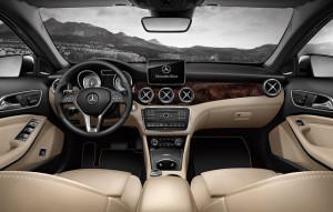2016 Mercedes-Benz GLA Technology