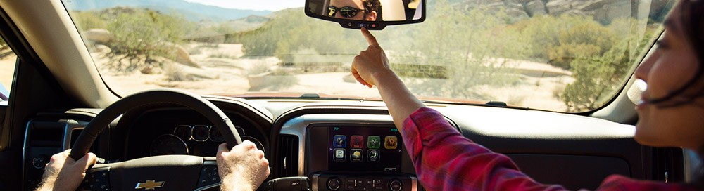 OnStar®, available from Mike Anderson Chevrolet Chicago, helps drivers!