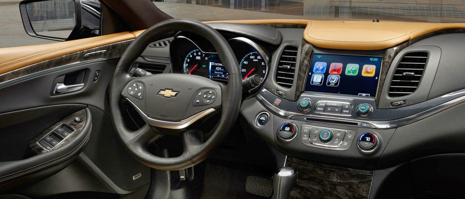 Aaa Cost Per Mile >> How Many Miles Per Gallon Is A 2015 Chevrolet Impala | Autos Post