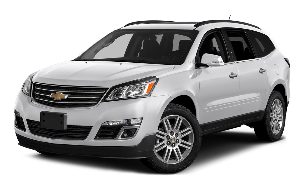 2016 Chevy Traverse Available In Chicago, IL | Mike Anderson Chevy