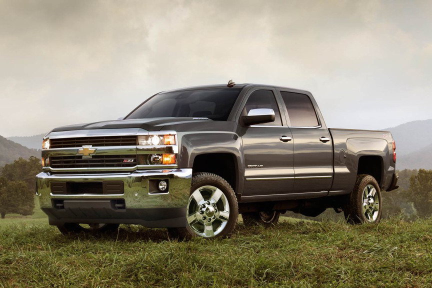 2015 Chevy Silverado 2500HD