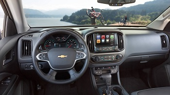 2016 Chevy Colorado Tech