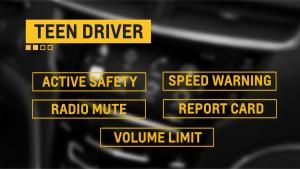 2016 Chevrolet Malibu Teen Driver