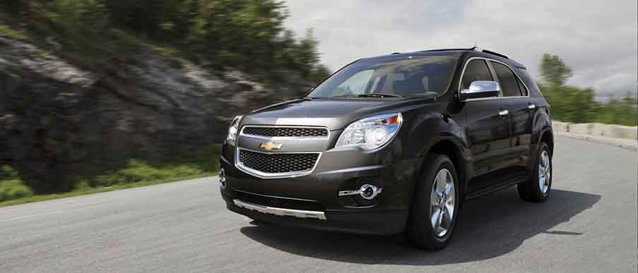 Chevy Cruze Vs Ford Fusion >> Used Chevrolet Equinox | Mike Anderson Chevrolet