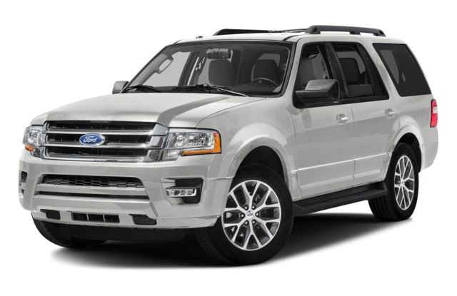 2016 Ford Expedition Silver