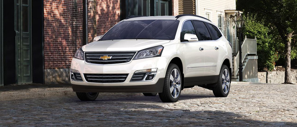 Used Chevy Traverse >> Find A Used Chevy Traverse At Mike Anderson Chevrolet