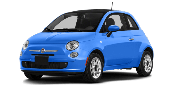 The 2016 Fiat 500