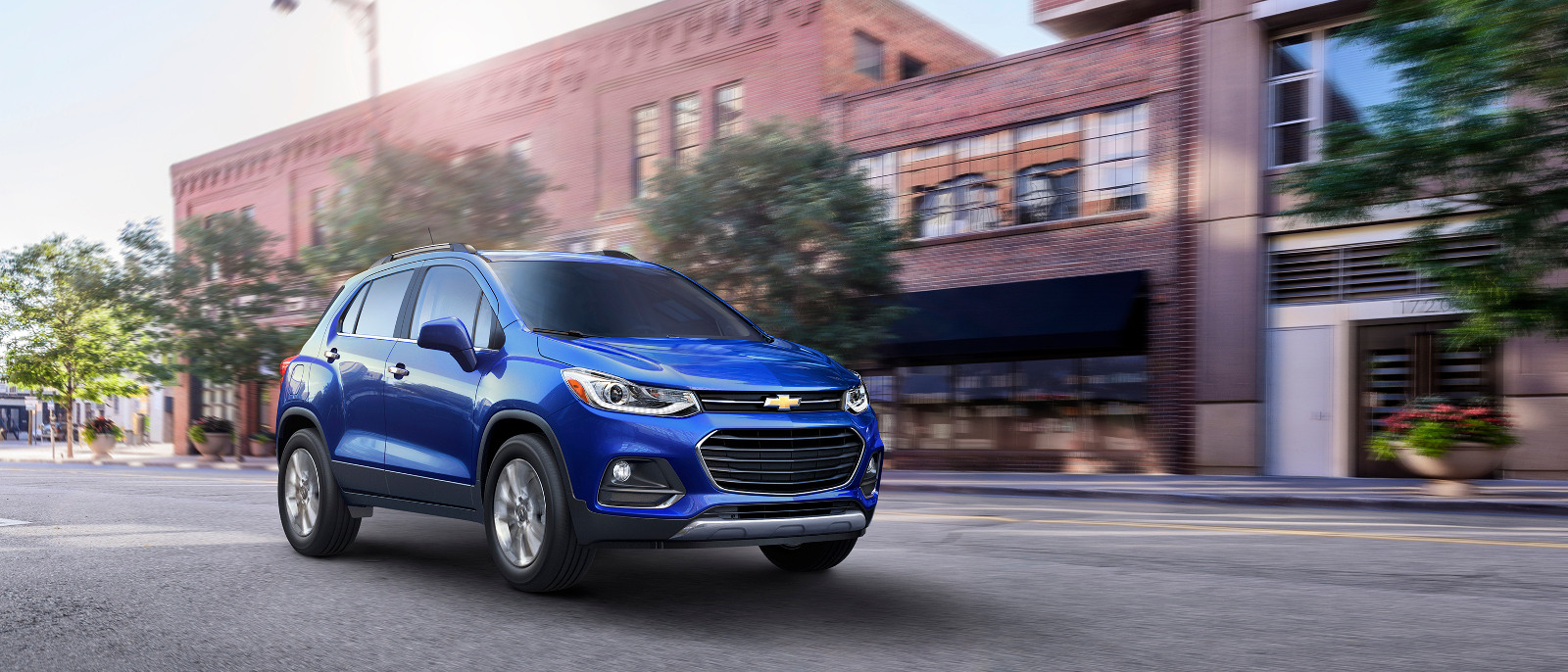 The 2017 Chevrolet Trax Updates For The New Model Year