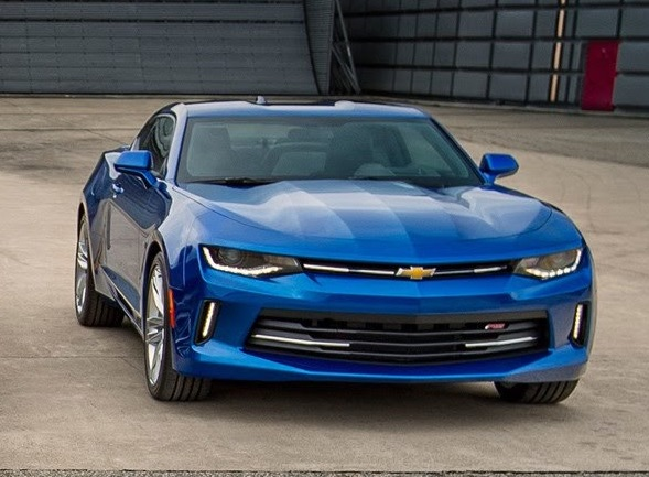Mike Anderson Chevrolet >> 2017 Chevrolet Camaro Available In Chicago, IL | Mike ...