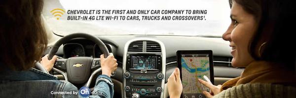 Chevrolet 4G LTE
