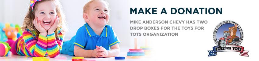 MikeAndersonChevy ToysforTots Slide