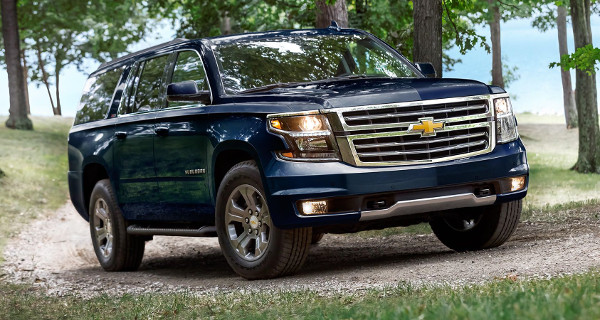 2017 chevrolet suburban for sale in chicago mike anderson chevy. Black Bedroom Furniture Sets. Home Design Ideas